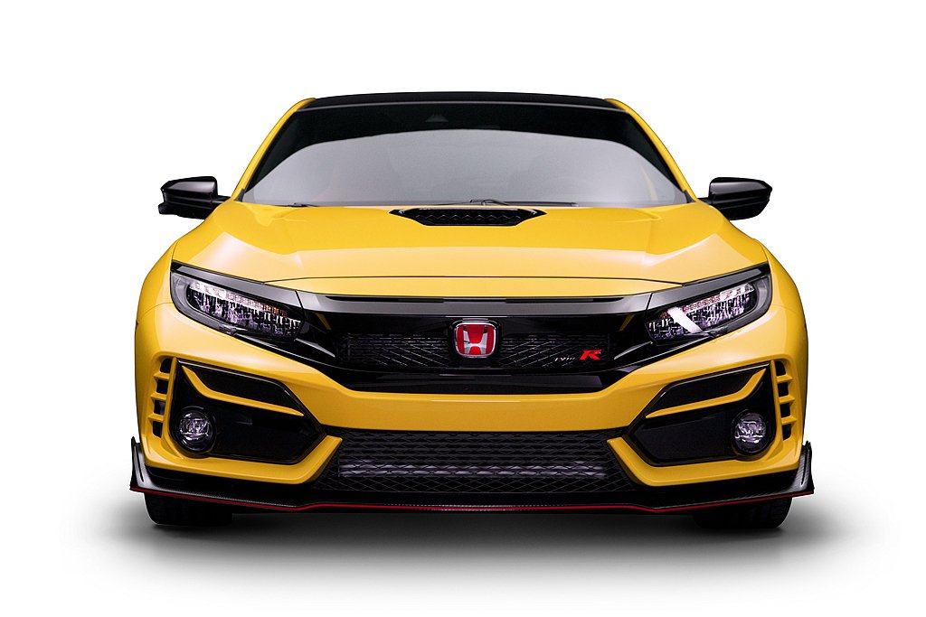 Honda Civic Type R Limited Edition限量版日前於...