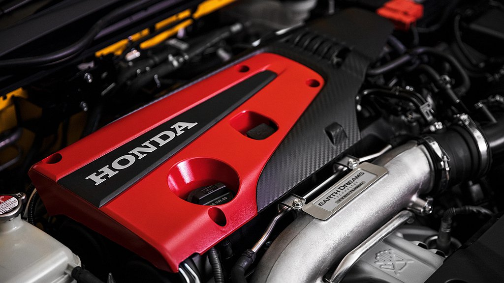 Honda Civic Type R Limited Edition動力維持2....