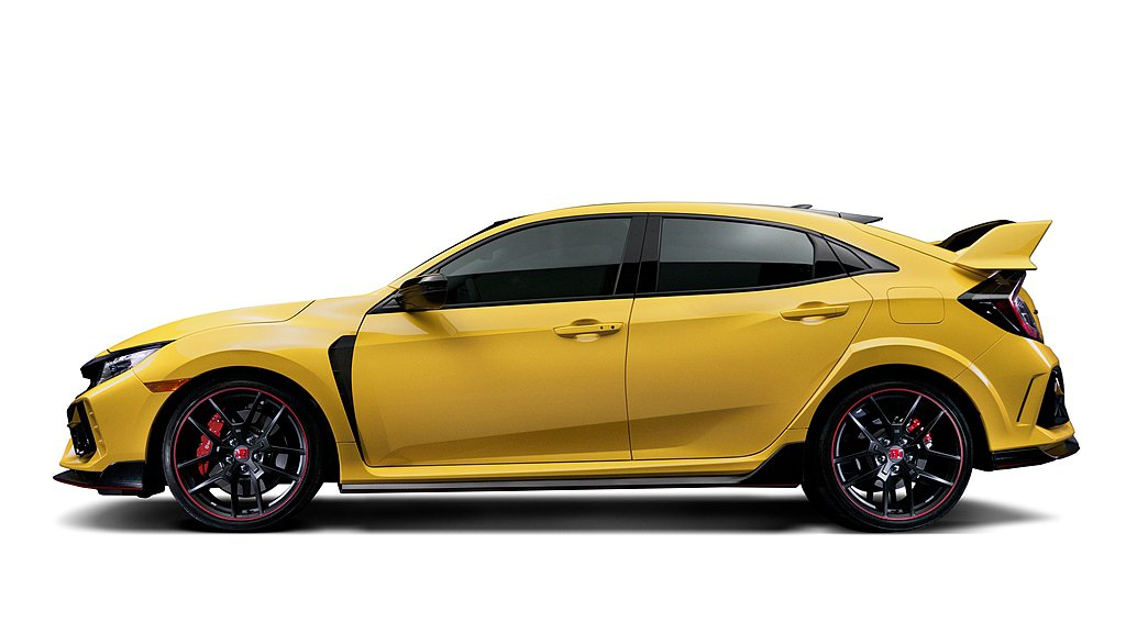 Honda Civic Type R Limited Edition配置專屬Ph...