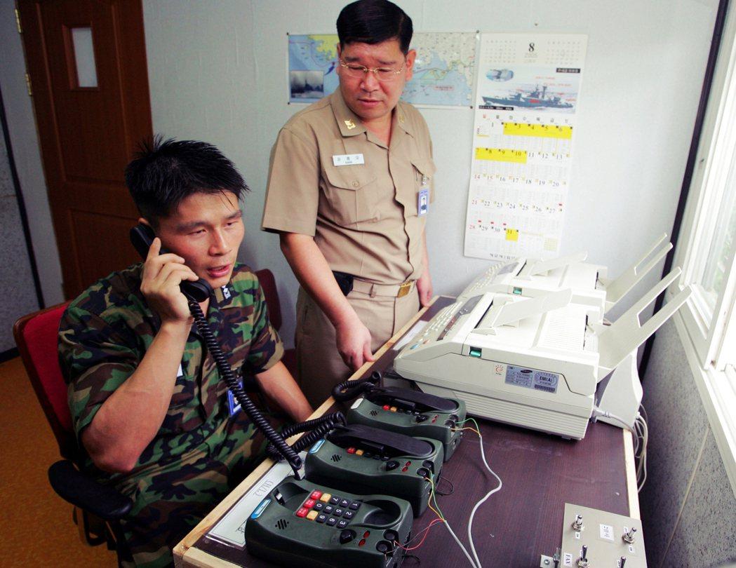 北韓對南事業本部也正式做下最終結論——自9號中午起,切斷南北之間所有通訊方式,並...