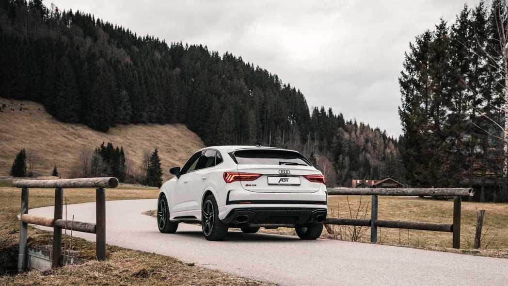 ABT版的RS Q3 Sportback。 摘自ABT