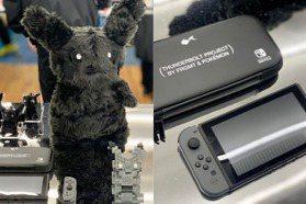 時尚版Switch!日本潮流教父藤原浩推聯名「黑魂版皮卡丘」 Switch,低調時尚超欠買