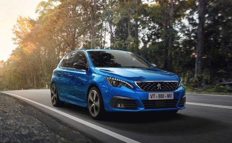 依舊不是大改款!2021新年式Peugeot 308導入更多科技迎戰新世代Golf