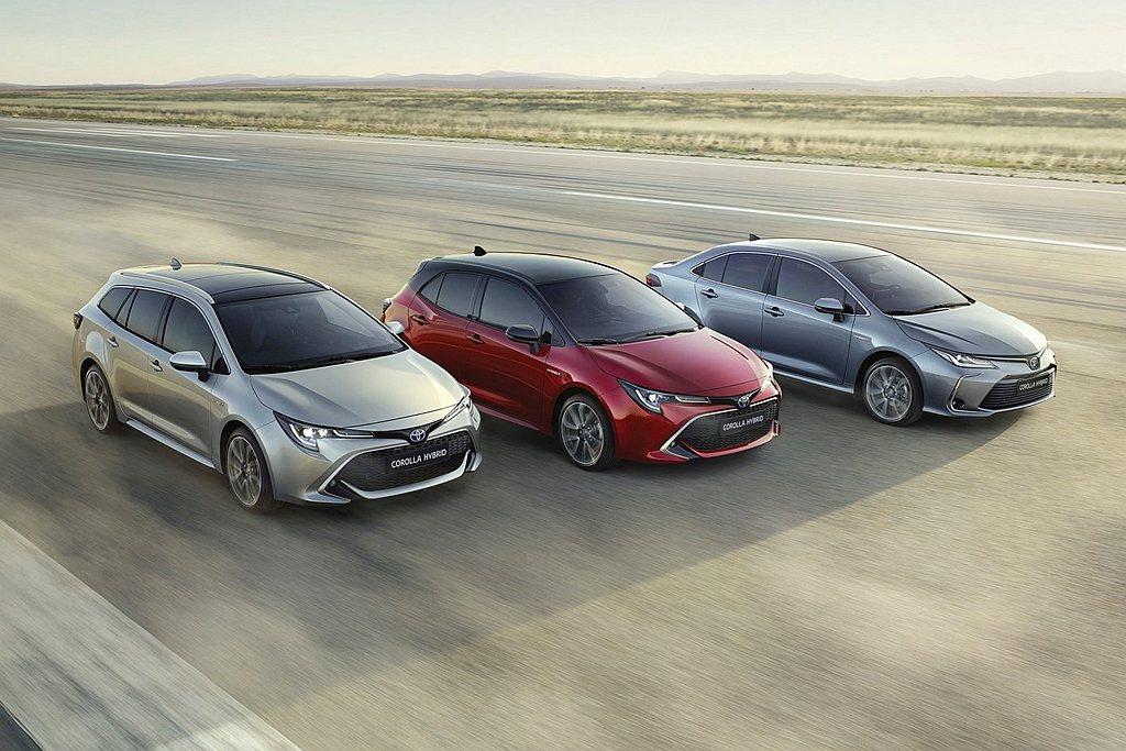 最終若以「Corolla Cross」車名發表問世,也將會成為現行第十二代Toy...