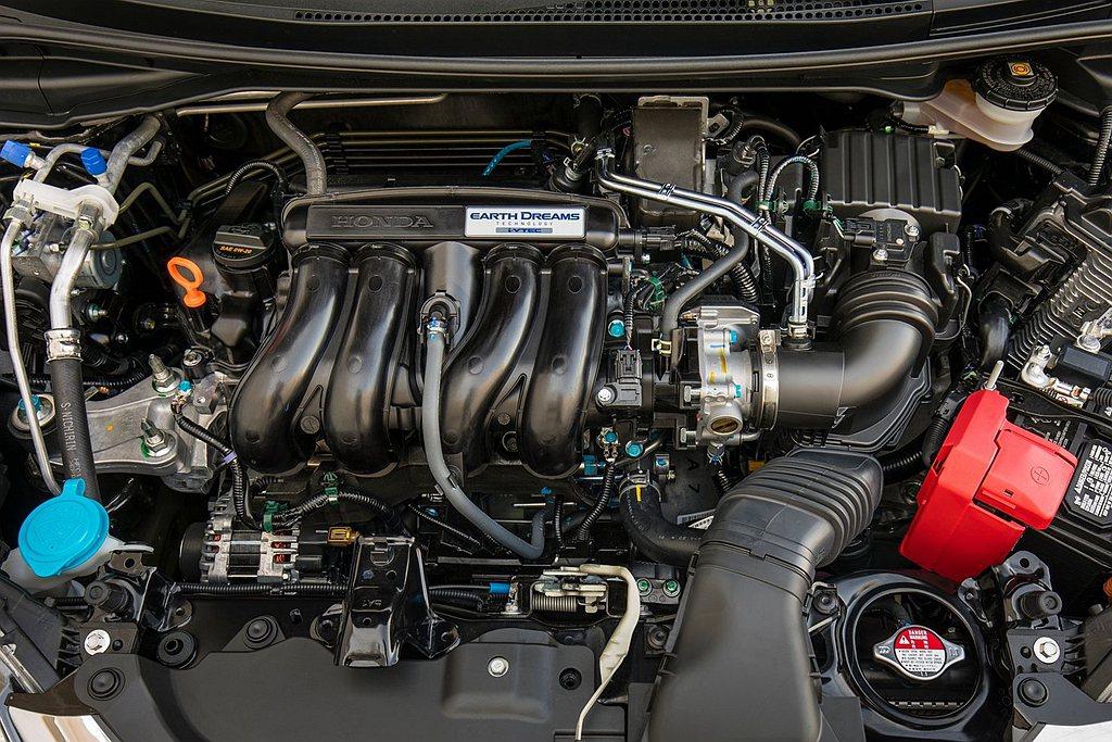 中國販售的全新第四代Honda Fit,動力沿用現行Honda EarthDre...