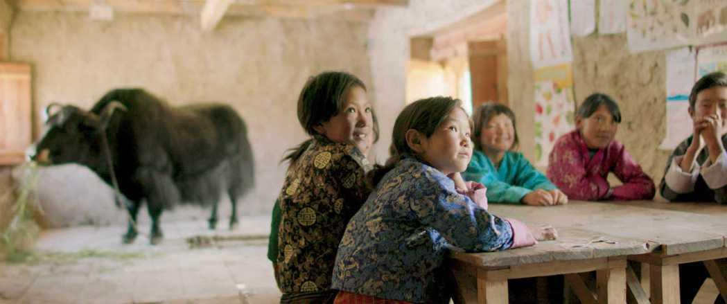 「不丹是教室」根據真實故事改編,讓觀眾從中領悟生命與幸福的真諦。圖/海鵬提供