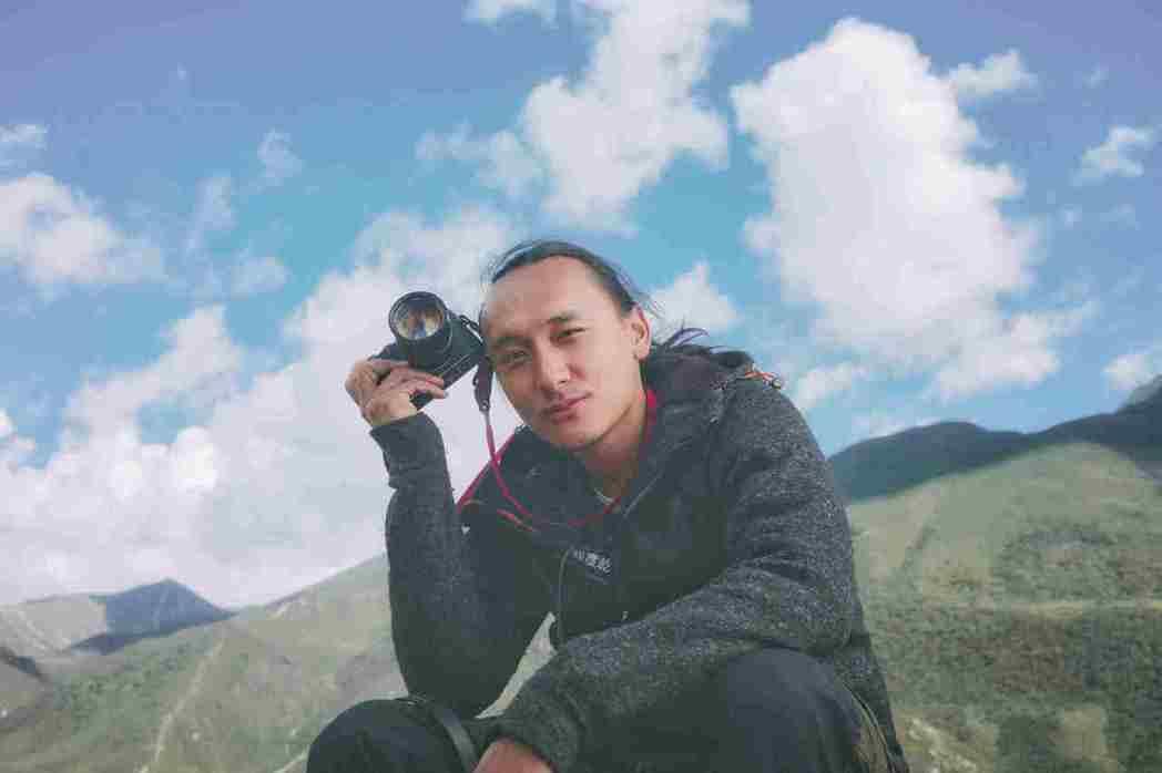 「不丹是教室」導演巴沃邱寧多傑是當地貴族出身,親舅舅曾拍過「高山上的世界盃」。圖...