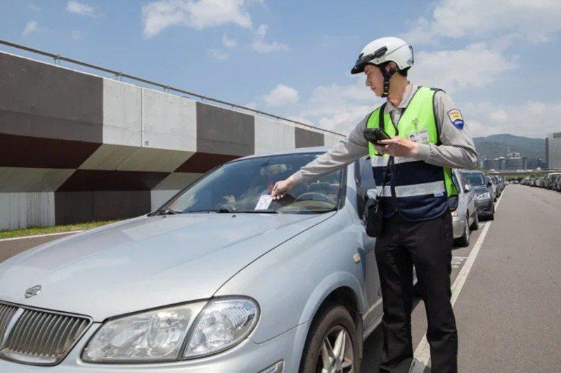 新北市路邊停車APP自助計費優惠活動延長到今年12月5日。圖/新北交通局提供