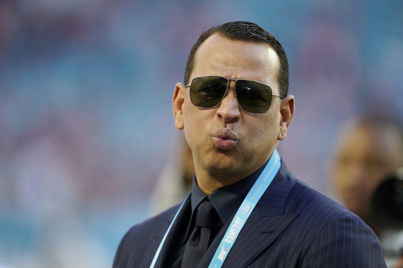NBC球評柯林沃斯推薦A-Rod出任下一屆大聯盟主席。 路透社