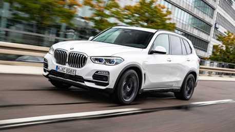 新世代BMW X5 xDrive45e PHEV動力更強且更節能!