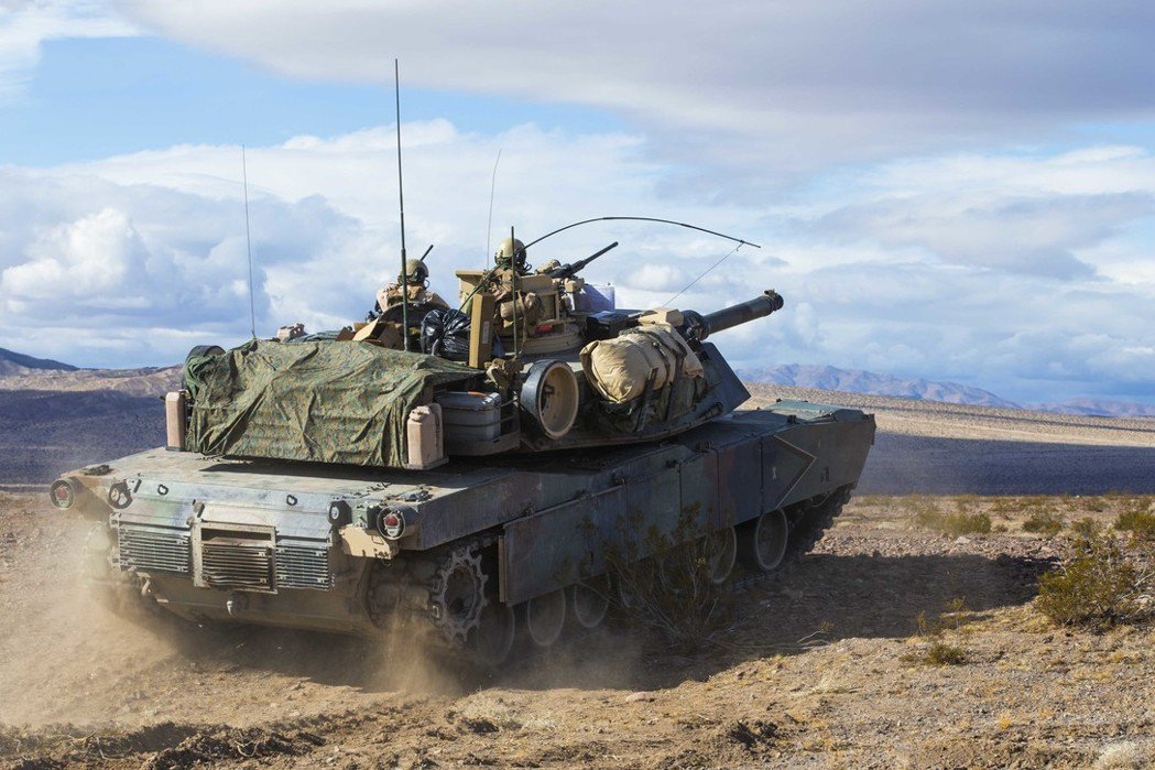回歸戰術需求面來看,我國陸軍的確需要新一代主戰車,取代已逼近服役極限的M60系列戰車。圖為美軍M1戰車。 圖/美國陸軍