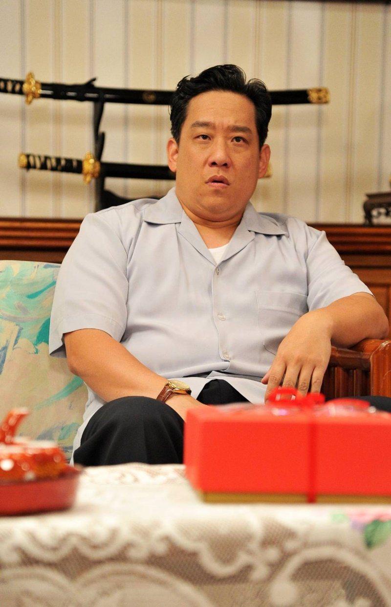 阿龐演出「生生世世」是人生最胖期。 圖/台視提供