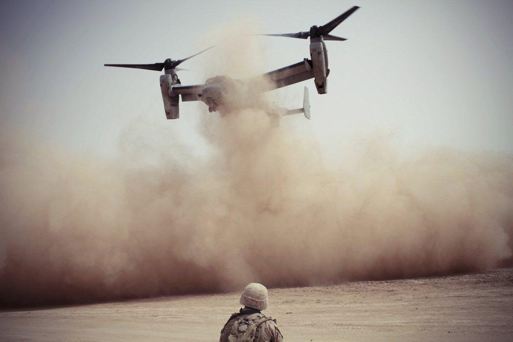 圖為資料圖片,駐阿富汗美軍。 圖/法新社