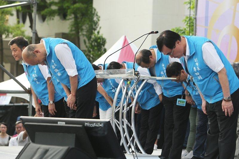 韓國瑜市長罷免案的通過,是民主蛻變的契機,也是國民黨改革的契機。 圖/聯合報系資料照