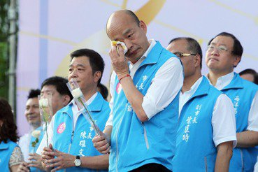 沈有忠/罷韓啟示錄:站在十字路口的國民黨,如何化危機為轉機?