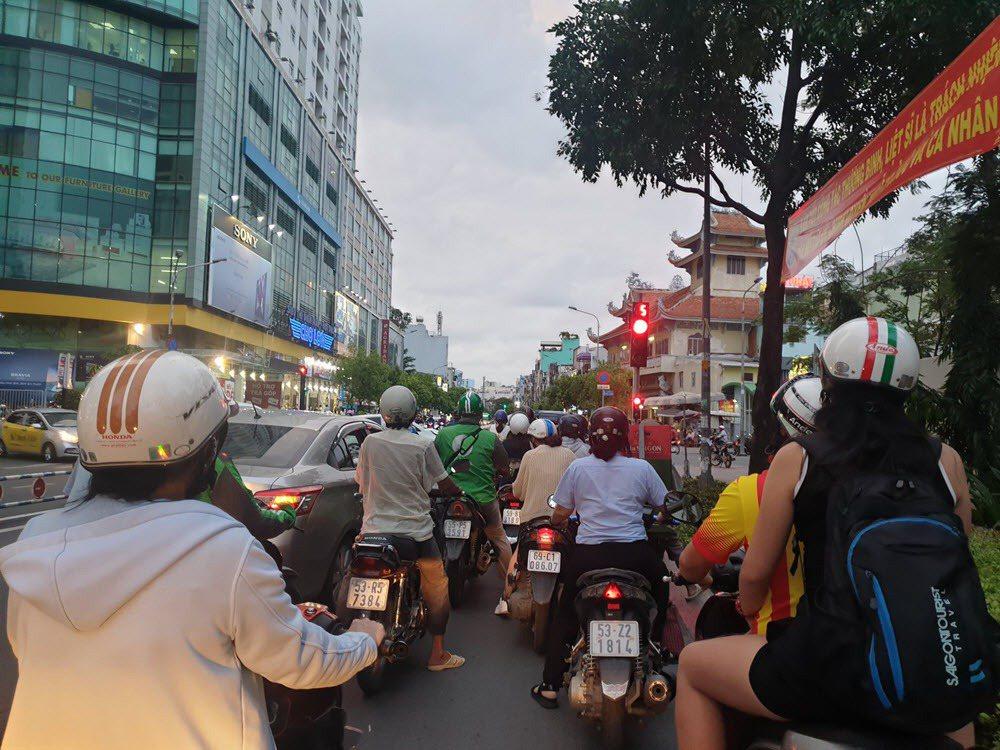 越南街景。 圖/21世紀不動產 提供