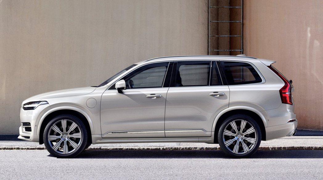 國際富豪汽車宣布 Volvo XC90 B5 正式在台上市,取代 D4 柴油動力...