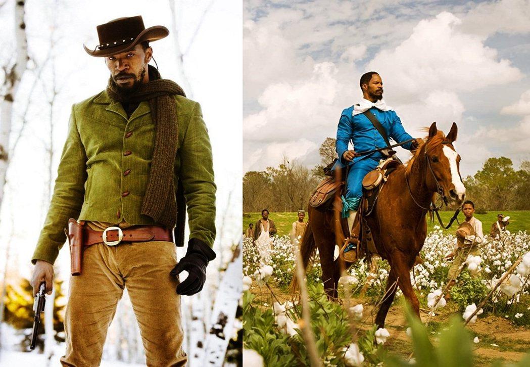 例如2012年昆汀.塔倫提諾的電影《決殺令》(Django Unchained)...