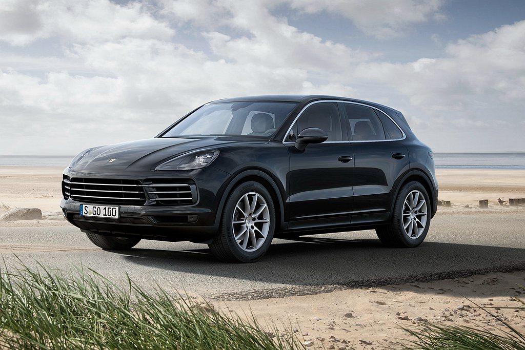 台灣保時捷推出Porsche Cayenne首發版,強化Cayenne車系產品陣...