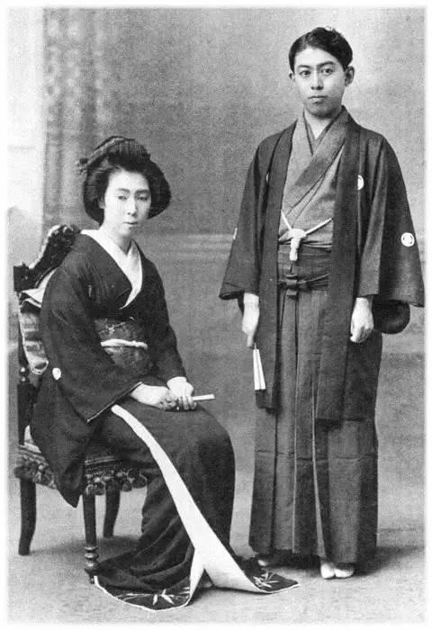 谷崎潤一郎與千代子