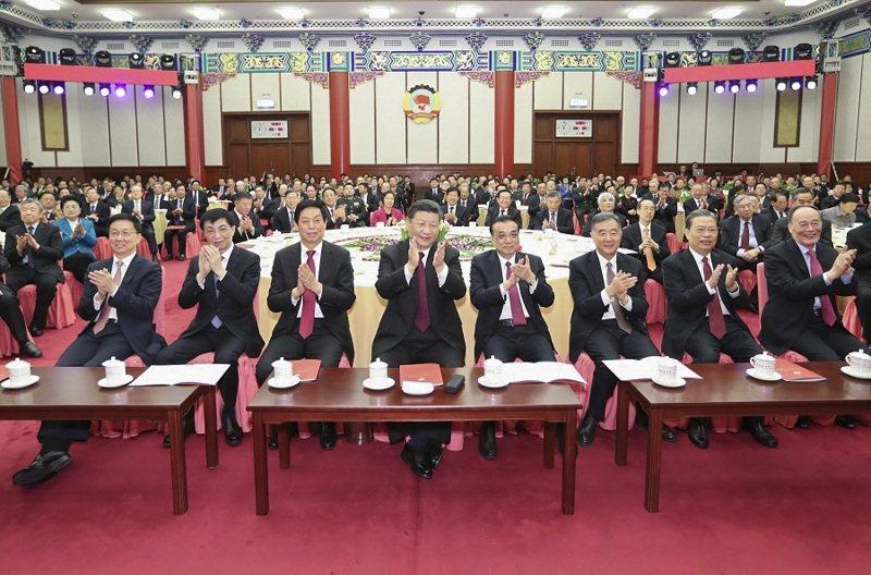 美國共和黨提要制裁中共官員。圖/取自新華社