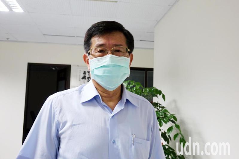 高雄代理市長楊明州。記者楊濡嘉/攝影