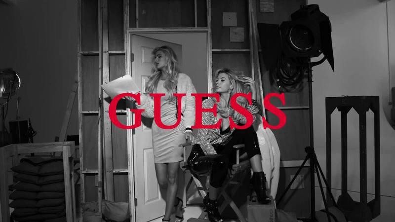 美国休闲品牌Guess也是新冠肺炎的受灾户,近期股价直接腰斩,因此在未来将陆续关闭100家分店。 图/摘自Guess官方脸书