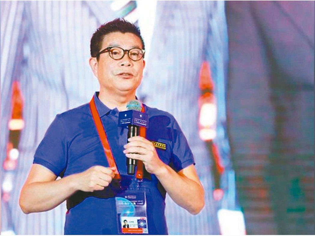 大陸華誼兄弟傳媒董事長王中軍。(網路照片)