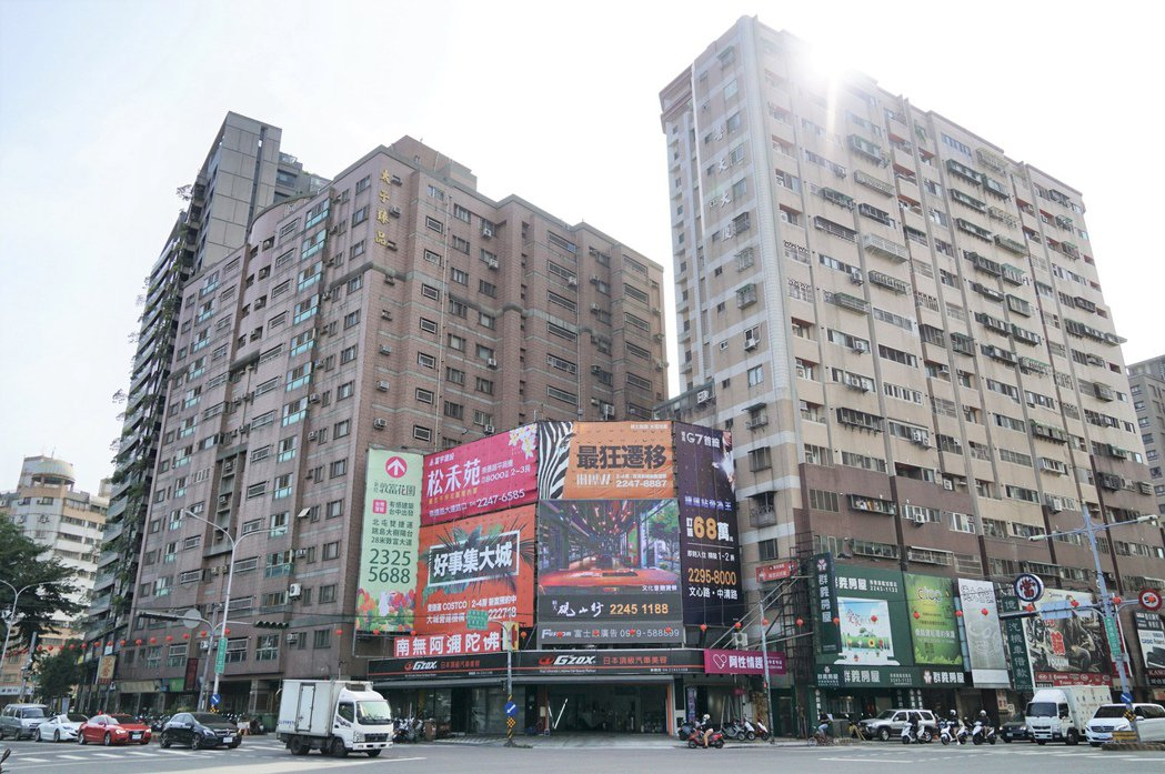網友發問買房應選北投或大安。圖/聯合報系資料照片