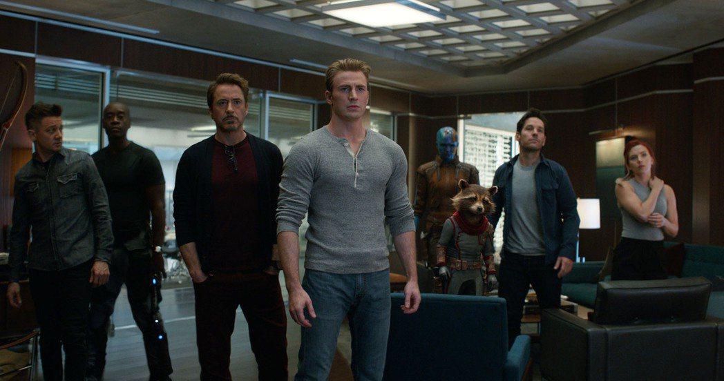 1年之前「復仇者聯盟:終局之戰」全台賣破9億1000萬元,現在看來有如遙不可及的...
