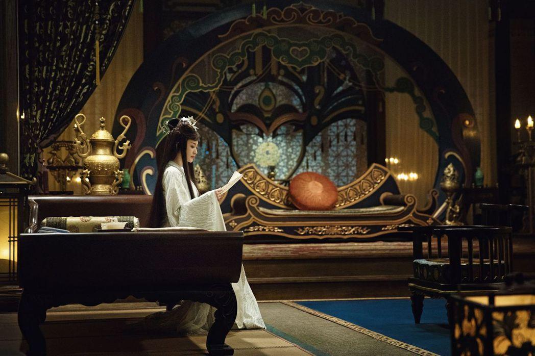 李小冉在「慶餘年」中飾演反派角色長公主。圖/中天娛樂台提供