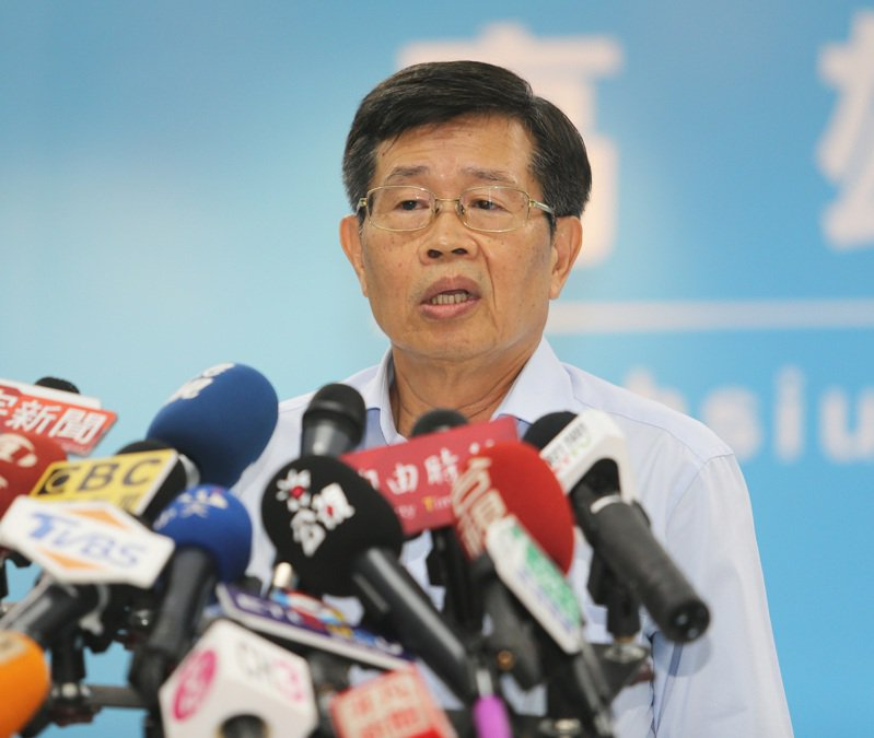 高雄市代理市長楊明州。聯合報系資料照片/記者劉學聖攝影