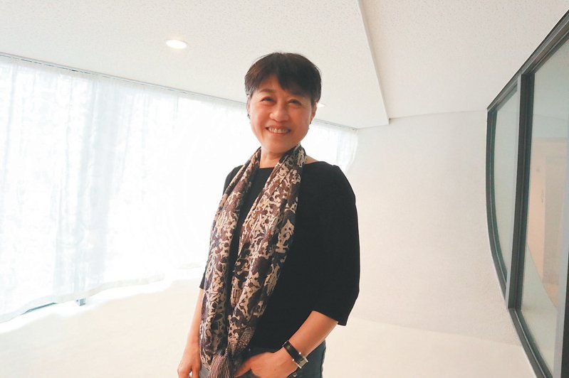台中歌劇院總監邱瑗。 圖/文化部提供