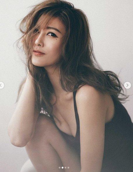 李彩華。圖/摘自IG