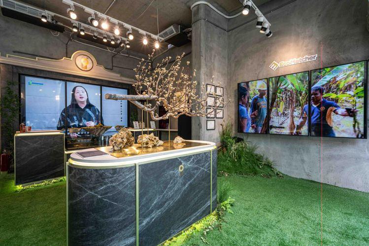 「GPE好事交易所」在華山推出期間限定實體概念店。圖/GPE好事交易所提供