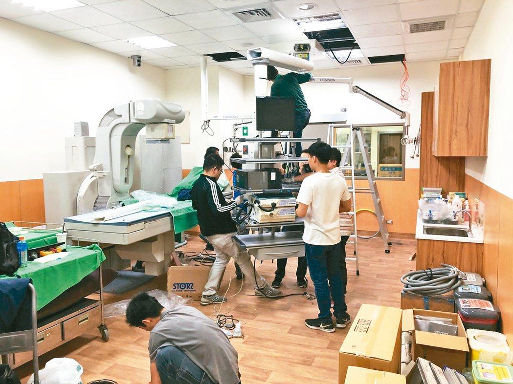 瑪克多動態醫療影像整合系統已有30%以上的醫學中心導入。瑪克多/提供