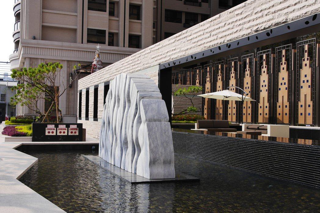 城揚「帝匯」挑戰一坪20萬元。