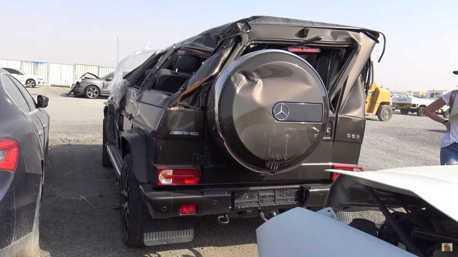 影/有錢就是任性!一窺杜拜超豪華殺肉廠都有什麼車