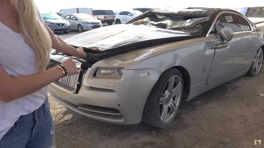 Rolls-Royce Wraith狀快也是相當悽慘。 摘自Supercar B...