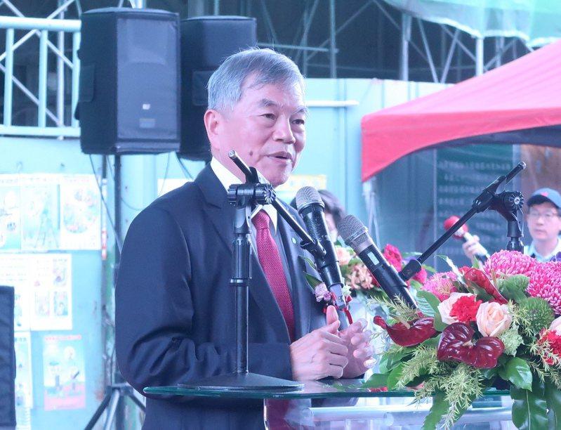 經濟部長沈榮津。圖/本報資料照片