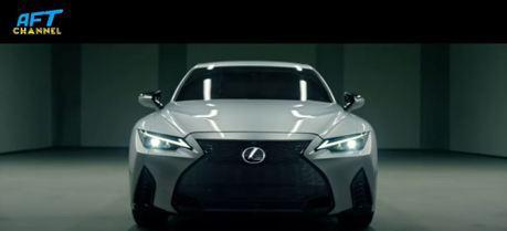 影/Lexus IS二次小改搶先曝光 整體造型更加精壯有型!