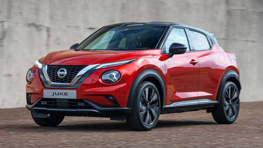 第二代Nissan Juke即將登台。 摘自Nissan