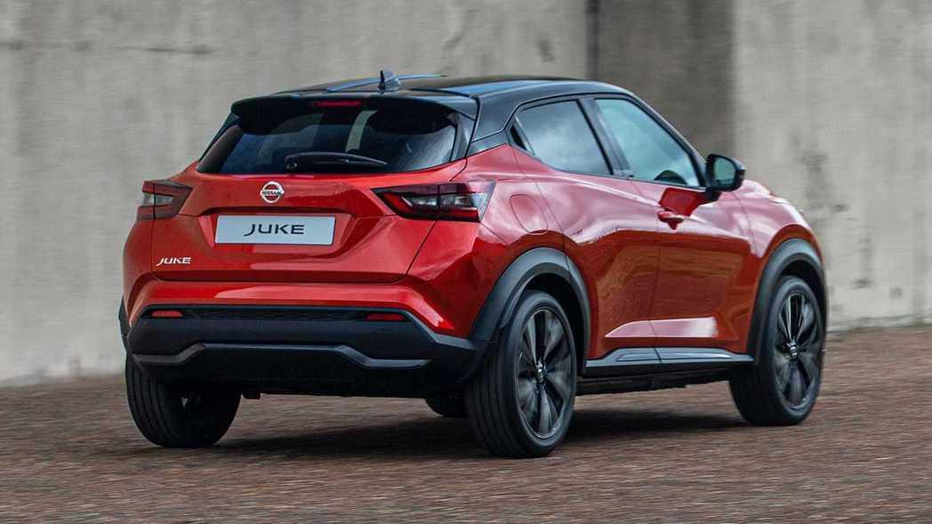 第二代Nissan Juke採用全新動力和全新底盤。 摘自Nissan