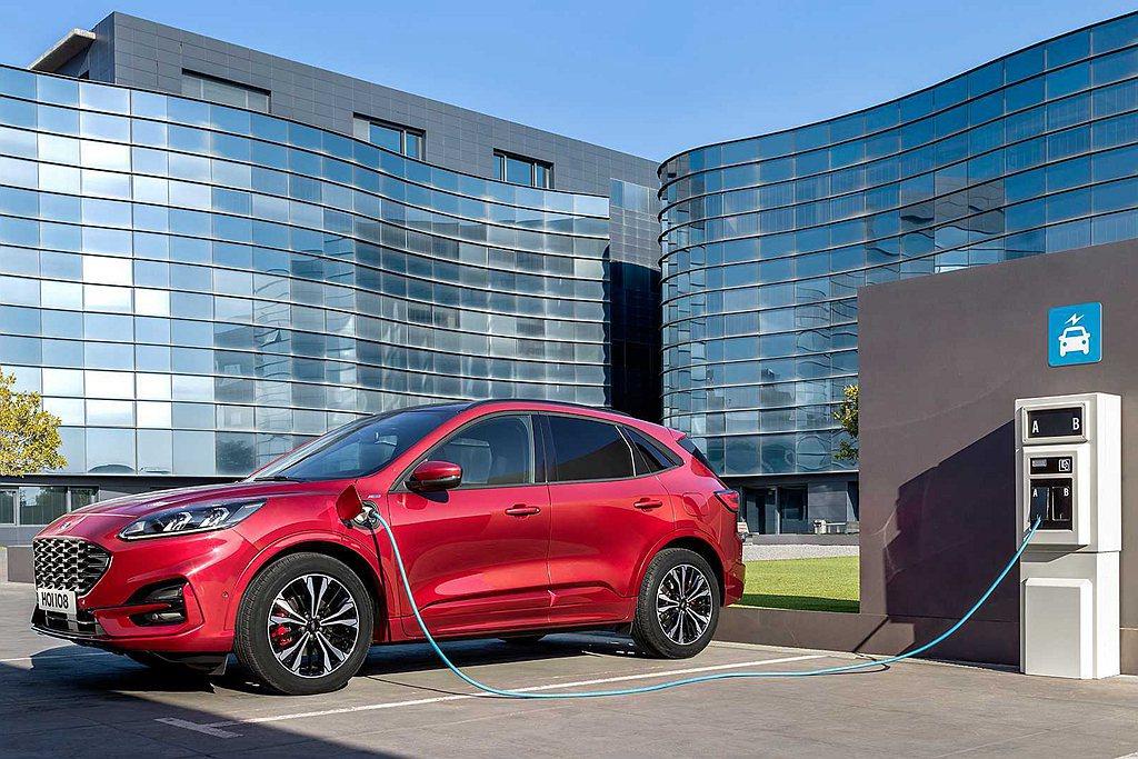 日前Toyota RAV4 Prime確認美國市場售價,隨後Ford Escap...