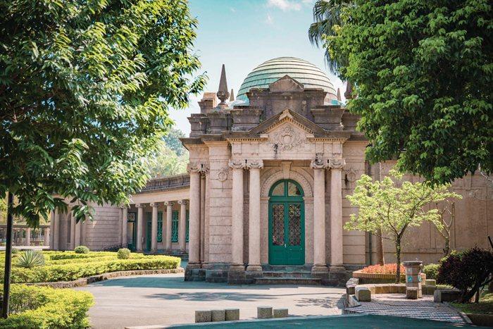 バロック様式建築が特徴の自来水博物館は観光以外に水質管理についても学べるスポットです。(写真/台北自來水園区)