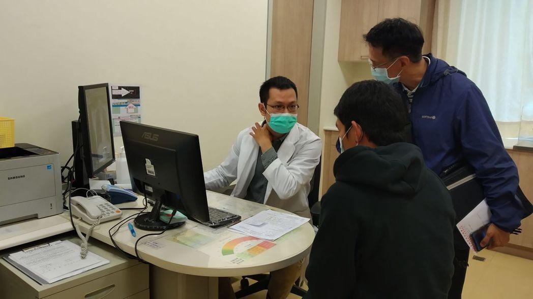 台南安南醫院家醫科醫師陳泓毓。圖/安南醫院提供