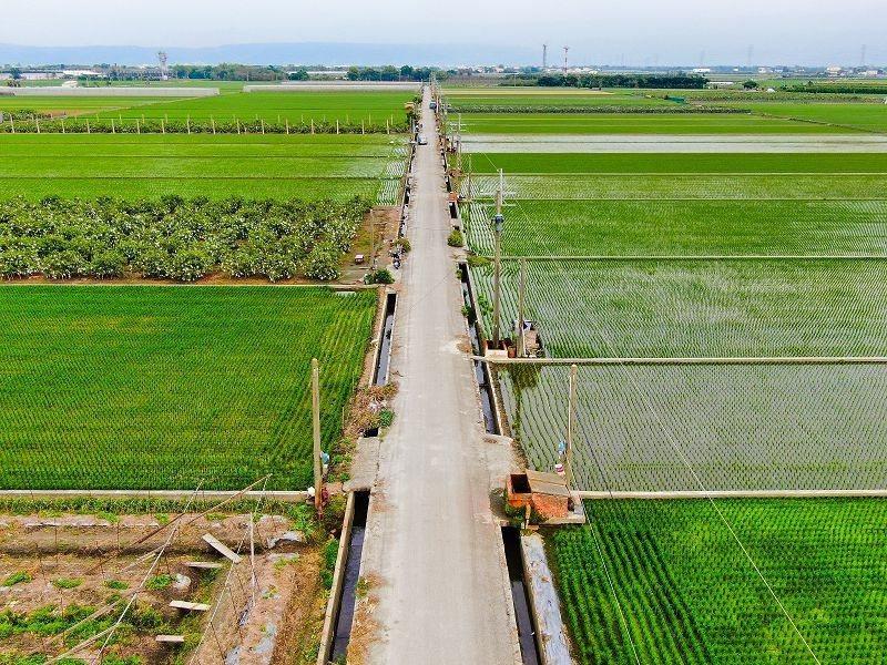 彰化縣政府近日將辦理農地重劃區抵費地及零星集中土地標售66筆。圖/彰化縣政府提供