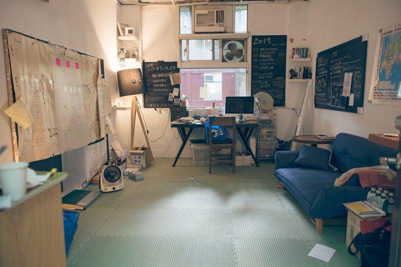 板橋435藝術家工作室。圖/新北市文化局提供