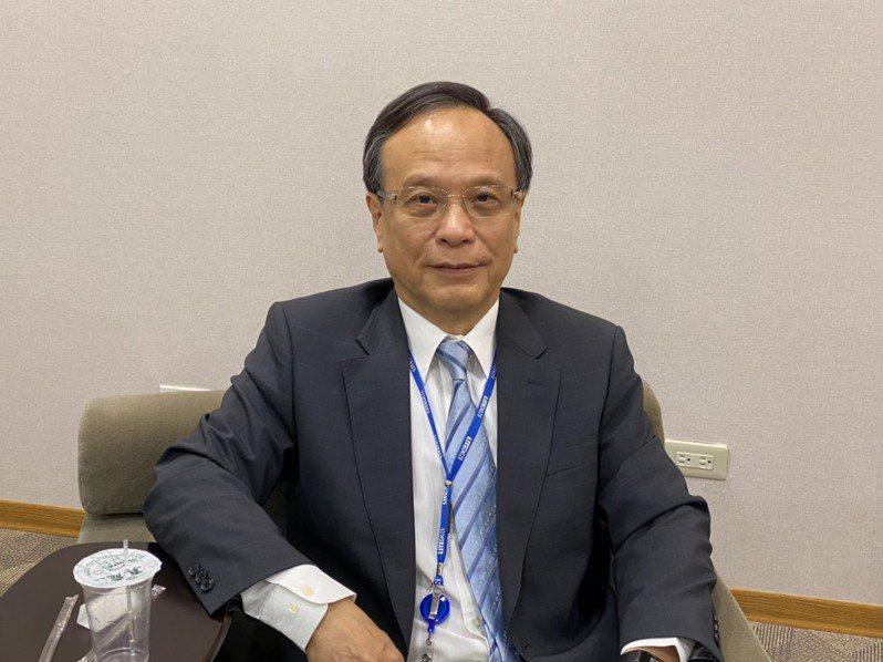 光寶集團總執行長陳廣中。聯合報系資料照/記者吳凱中攝影