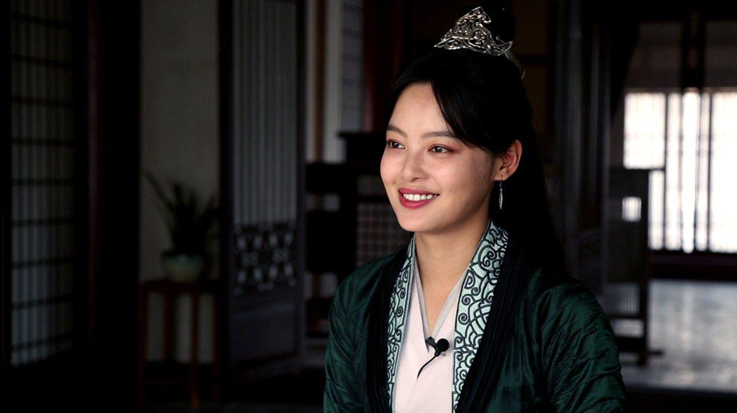辛芷蕾回憶「鬥舞」直呼如惡夢。圖/中天娛樂台提供